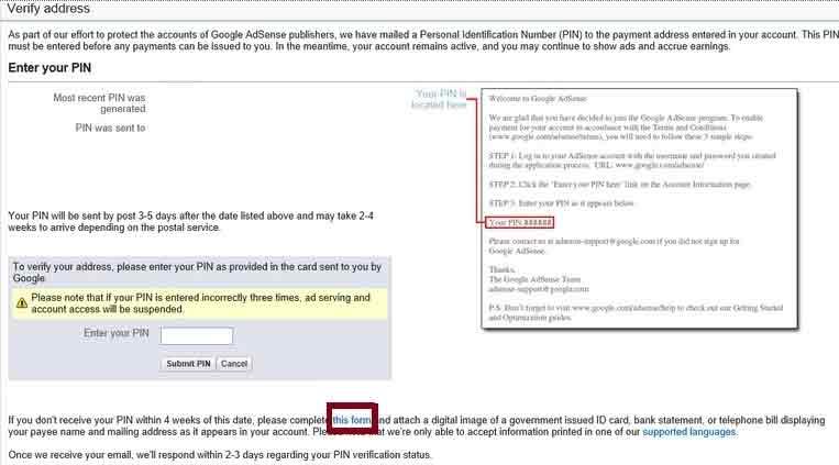 Google-Adsense-PIN-not-rece