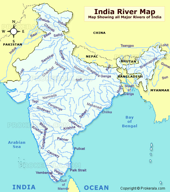 india-river-GK short trick