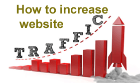 How to increase the traffic of new website follow few steps