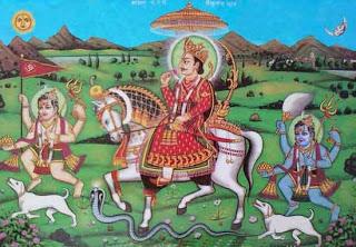 Leading folk deity of Rajasthan राजस्थान के प्रमुख लोक देवता