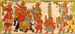 festive-procession-of-rajasthan-