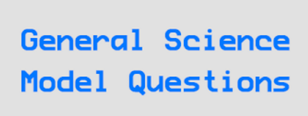 Important General Science SET 1 Questions for all exam