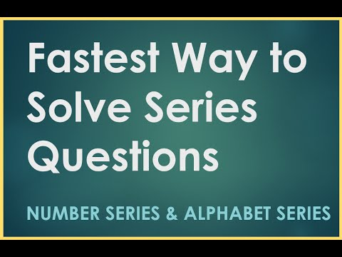 Series Chapter in Reasoning