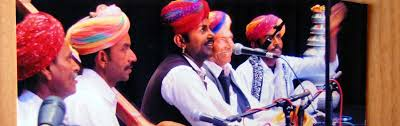 Rajasthan's folk singing styles