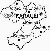 karauli-map