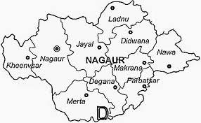 nagaur-district-maps