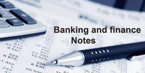 banking-and-finance-notes