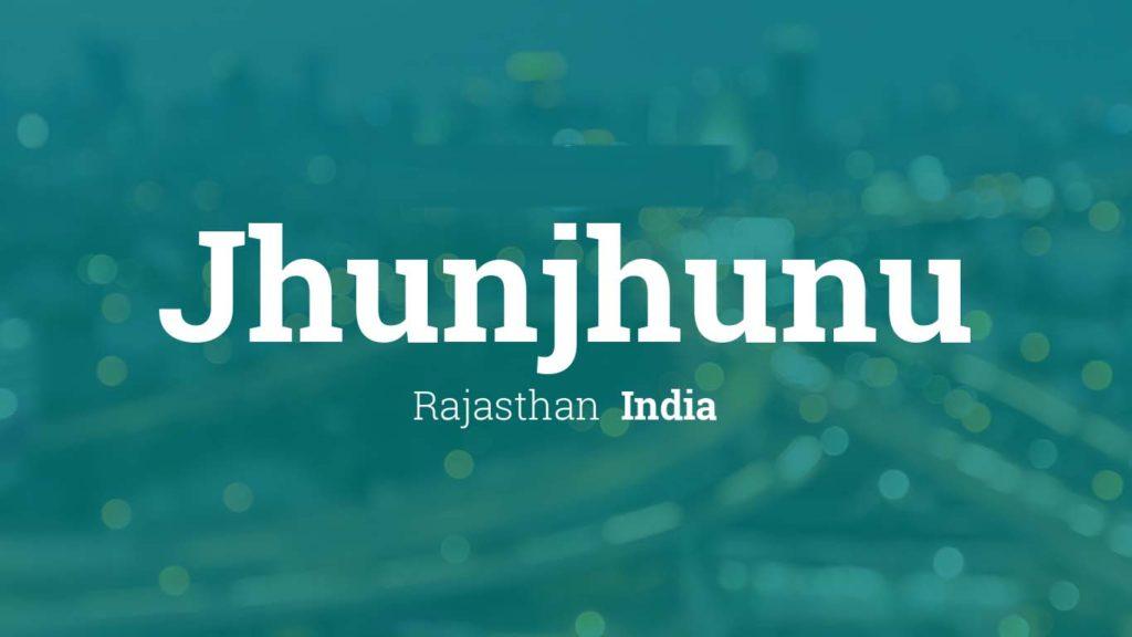 information about jhunjhunu