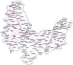 sikar city map