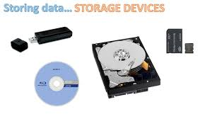 Storage Device (भंडारण युक्ति) Important Part In Computer