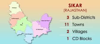 Information about Sikar सीकर के बारे मे जानकारी