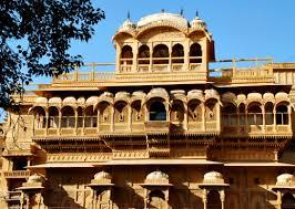 Jaisalmer Salim Singh Haveli