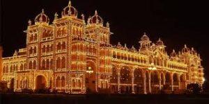 Rajasthan's main palace