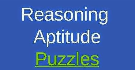 reasoning-puzzle-questions