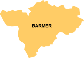 Barmer (बाड़मेर) District Information Famous Places,Fairs And Temples Pin cord