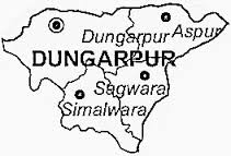 dungarpur-district-map