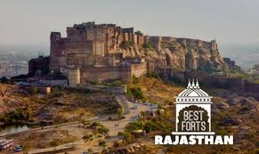 Important Questions Related Rajasthan Fortification Architecture
