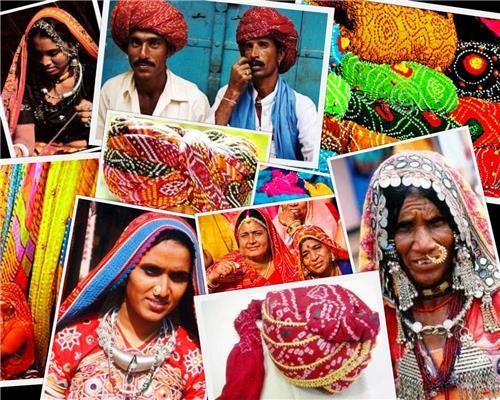 rajasthan-major-tribes