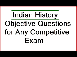 Indian History Related Question For SSC MTS Exams 31-05-2017