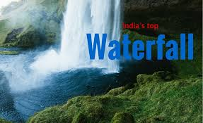 List of waterfalls and Falls River in India by height