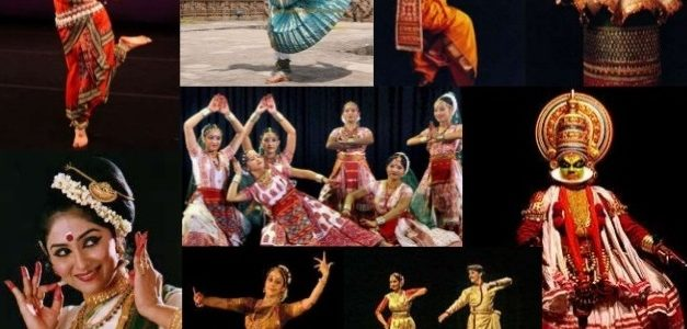 List of Most Famous Folk Dances of Indian State Wise