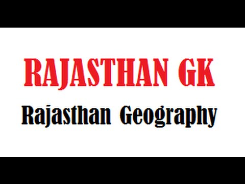Rajasthan General-knowledge gk