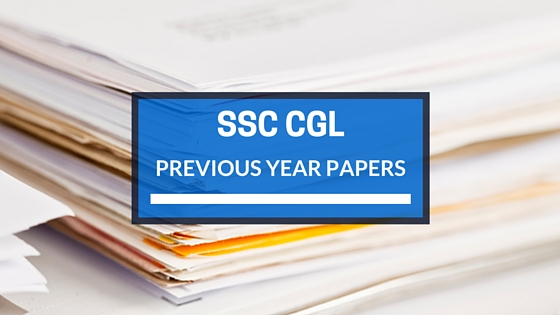 SSC CGL Previous Question