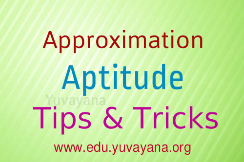 approximation-aptitude-questions-answers