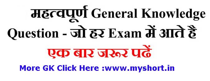 Rajasthan GK Question For High Court LDC Exams 24-06-2017