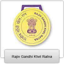Recipients of Rajiv Gandhi Khel Ratna Award