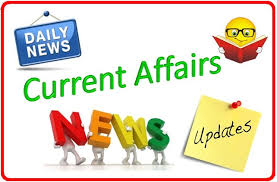 Current Affairs Today GK