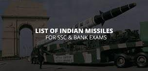 List of Indian Missiles with all Details Range, Prithvi, Agni, Brahmos