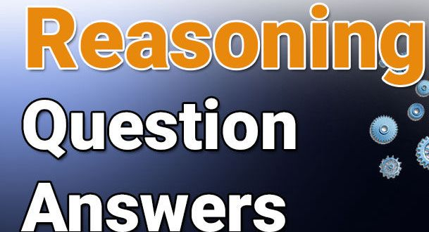 reasoning-question-answers
