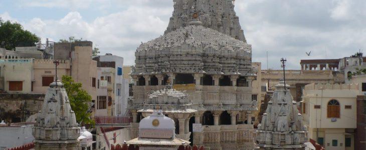 The construction period of the important temples in Rajasthanराजस्थान के महत्वपूर्ण मंदिरों के निर्माण काल
