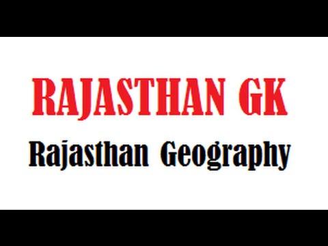 Rajasthan General-knowledge gk