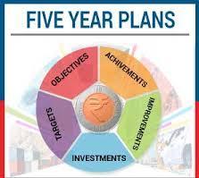 Five Year Plan